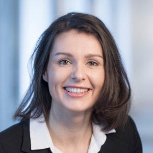 DI Dr. Maria-Anna Bornik, Leitung Zulassung